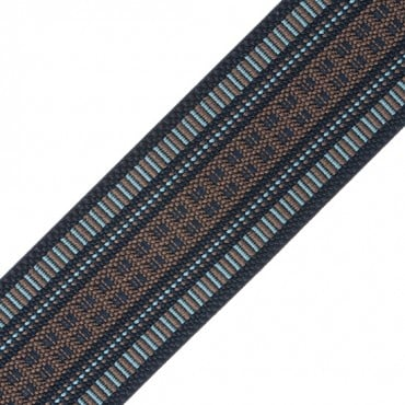 "1 1/2"" PATTERNED ELASTIC"