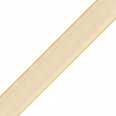 25MM METALLIC RIBBON