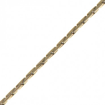 1MM BRASS BEADING CHAIN