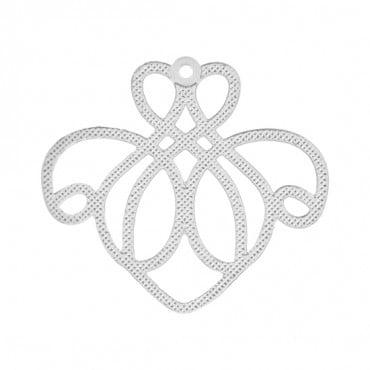 Silver Forever Pendant