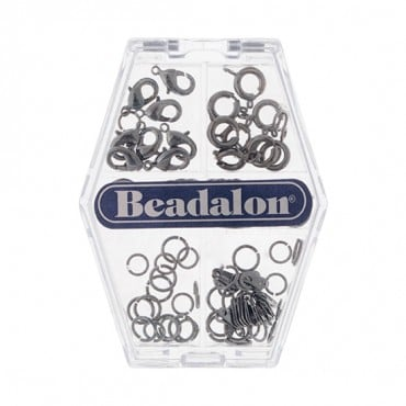 BEADALON FINDINGS VARIETY PACK