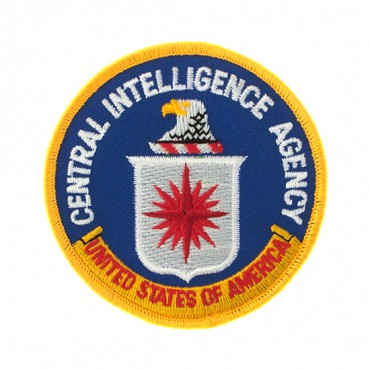 CENTRAL INTELLIGENCE AGENCY APPLIQUE