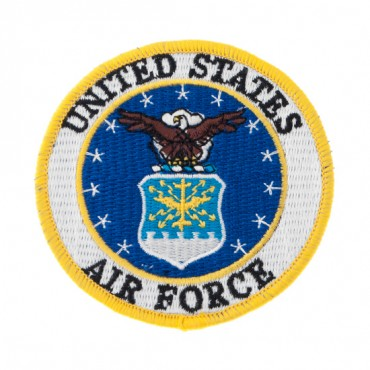 Iron On United States Air Force Patch