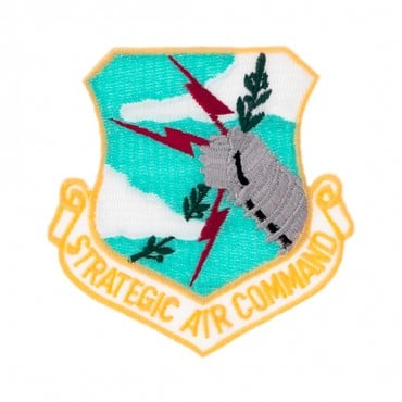STRATEGIC AIR COMMAND APPLIQUE