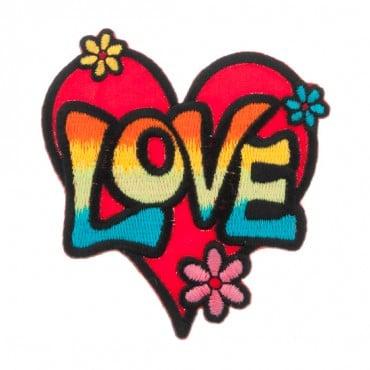 Love Heart Applique