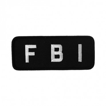 "4 5/8"" (118mm) FBI Applique"
