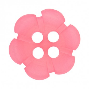 10mm Dainty Flower Button