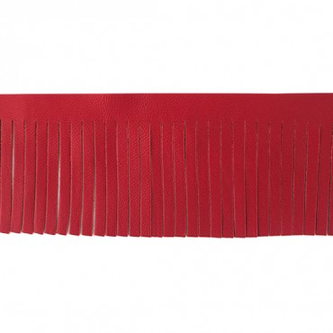 "3"" (76mm) Leather Fringe"