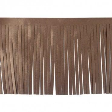 "5 1/2"" (140mm) Leather Fringe"
