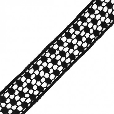 "1 1/2"" (38 MM) Wool Lace"