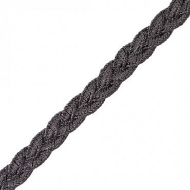 "3/8"" (10mm) Braided Metallic Trim"