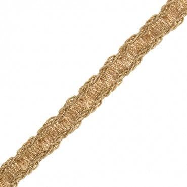 "3/8"" (10mm) Fine Metallic Braid"