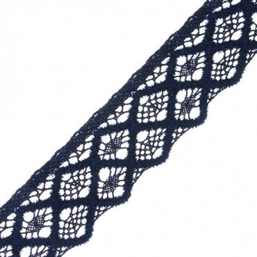 "1 1/4"" (32mm) Cluny Scalloped Lace"