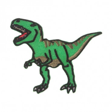 Iron On T-Rex Patch