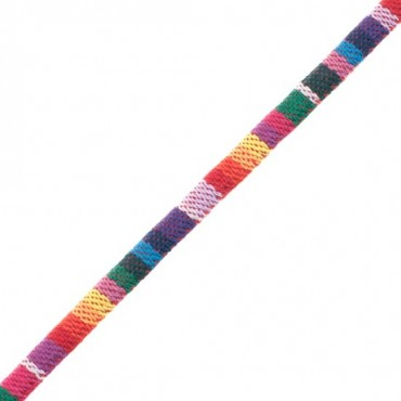 10mm Woven Tribal Cord
