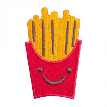 Stick on French Fries Patch
