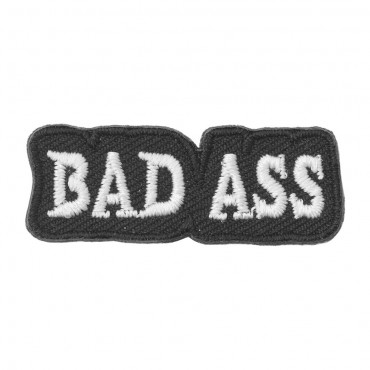 "Stick On ""Bad Ass"" Patch"