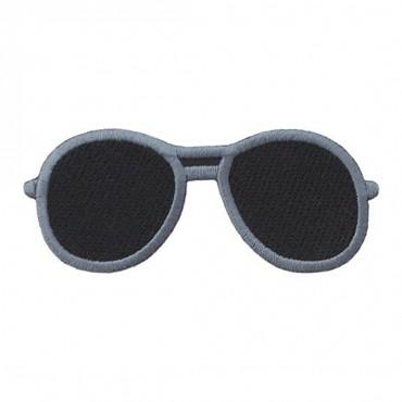 Iron On Sunglasses Patch
