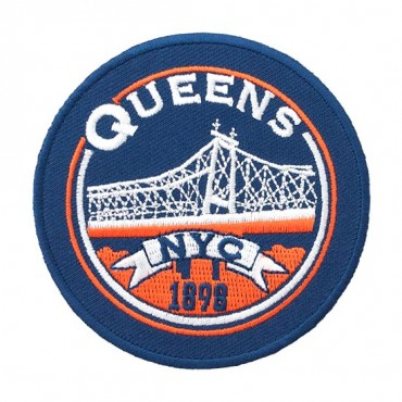 Iron On Queens Patch