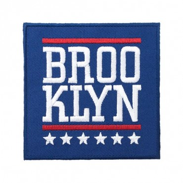 Iron On Brooklyn Patch