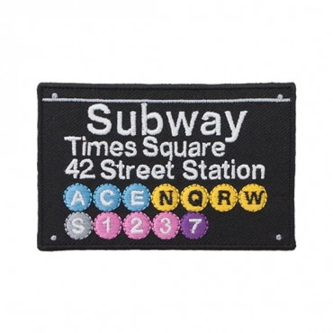 Subway/Times Square Patch