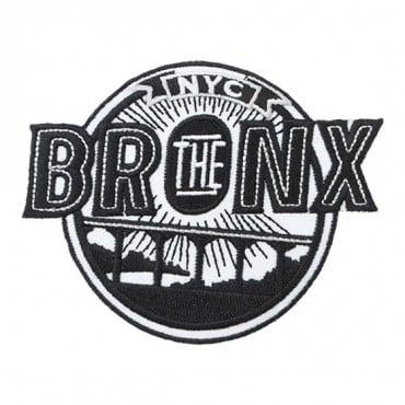 Iron On Bronx Patch