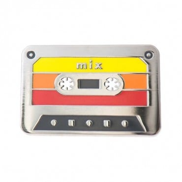 Mix Tape Pin