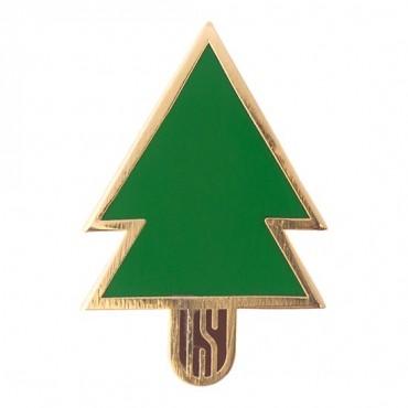 Pine Tree Pin