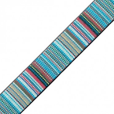1 in Woven Tribal Trim