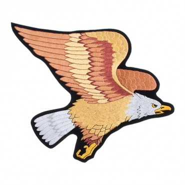 Iron On Soaring Eagle Patch