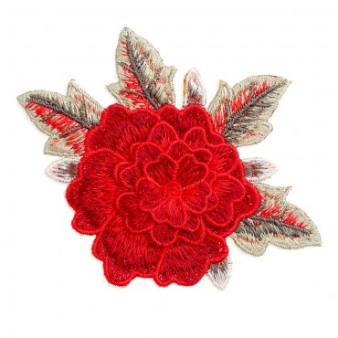 Iron On Multilayer Flower Patch
