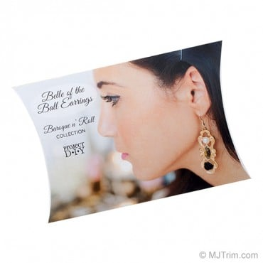 BAROQUE N' ROLL BELLE OF THE EARRINGS-All-MULTI