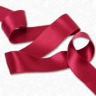 9mm Double Faced Silk Ribbon