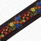 35MM IMPORTED FLORAL JACQUARD