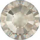 Crystal Silver Shade Swarovski Flatback Rhinestones