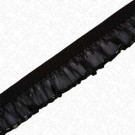 "5/8"" RUFFLED AND BEADED STRETCH TRIM"