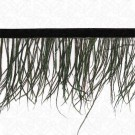 """3 3/4"""" (96mm) Peacock Feather Fringe"""