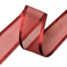 38mm Sheer Satin Edge Ribbon