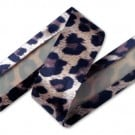 25MM CHEETAH  BIAS BINDING#$#$#