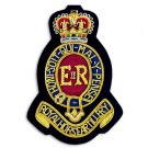 "3 3/4"" x 2 5/8"" Royal Horse Artilery Crest"