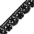 20MM FLORAL CLUNY LACE