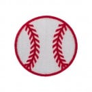 "2 1/4"" (59mm) Baseball Applique"