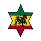 "3"" (76mm) Star of Judah Applique"