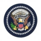 Iron On Presidential Seal Patch