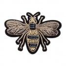 Bee Beaded Applique
