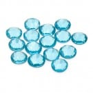 Brilliance Collection Aquamarine Flatback Rhinestone