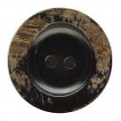 Two-Holed Horn Button