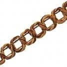 Twist Guimp Chain Braid
