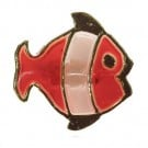 Fish Button W/Shank