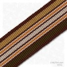 25MM STRIPE GROSGRAIN RIBBON